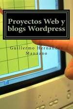 Proyectos Web y Blogs Wordpress