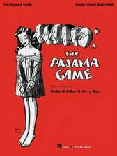 ADLER RICHARD/ROSS JERRY THE PAJAMA GAME PIANO VOCAL SELECTIONS BOOK