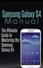 Samsung Galaxy S4 Manual