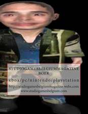 Studiogamesbelgiummagazine Boek
