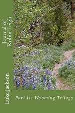 Journal of Robin Leigh