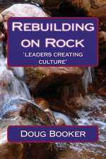 Rebuilding on Rock