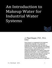 An Introduction to Makeup Water for Industrial Water Systems
