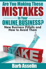 Are You Making These Mistakes in Your Online Business?
