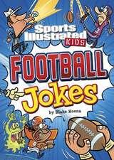 Sport Illustrated Kids Football Jokes!