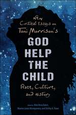 New Critical Essays on Toni Morrison's God Help the Child