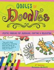 Oodles of Doodles, 2nd Edition