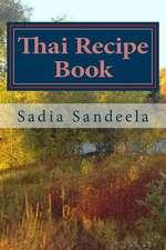 Thai Recipe Book