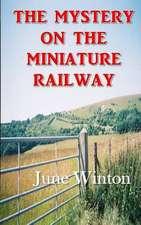 The Mystery on the Miniature Railway