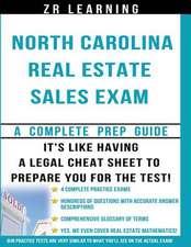 North Carolina Real Estate Sales Exam Questions