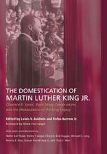 The Domestication of Martin Luther King Jr.:  Christian Life and the Practice of Hospitality