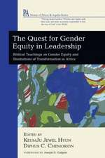 The Quest for Gender Equity in Leadership