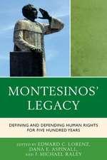 Montesinos' Legacy
