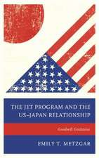 Jet Program and the US-Japan Relationship