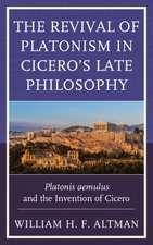 REVIVAL OF PLATONISM IN CICEROPB