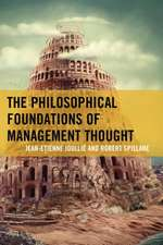 PHILOSOPHICAL FOUNDATIONS OF MPB