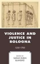 VIOLENCE AMP JUSTICE IN BOLOGNA CB