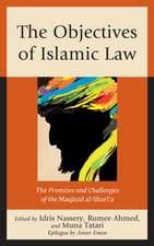 OBJECTIVES OF ISLAMIC LAW PROMCB