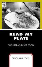 Read My Plate