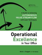Duggan, K: Operational Excellence in Your Office