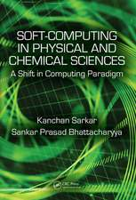 Sarkar, K: Soft Computing in Chemical and Physical Sciences