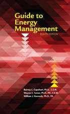Guide to Energy Management, Eighth Edition:  Theory and Problems