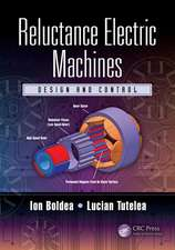 Reluctance Electric Machines