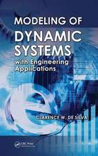 Modeling of Dynamic Systems with Engineering Applications