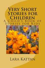Very Short Stories for Children
