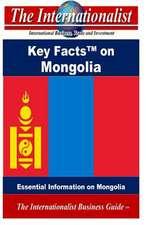 Key Facts on Mongolia