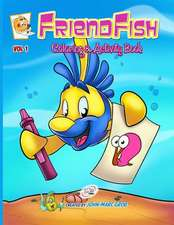 Friendfish Coloring Book 1