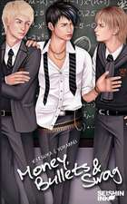 Money, Bullets and Swag (Illustrated Yaoi Novel)