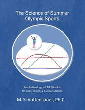 The Science of Summer Olympic Sports