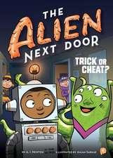 The Alien Next Door 4