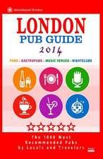 London Pub Guide 2014