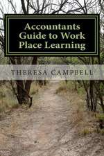 Accountants Guide to Work Place Learning