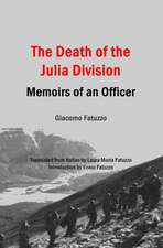 The Death of the Julia Division