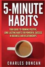 5-Minute Habits
