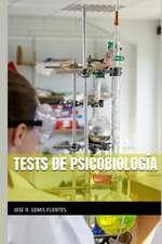Tests de Psicobiologia