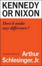 Kennedy or Nixon