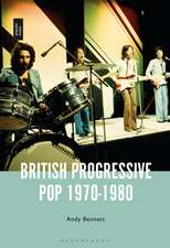 British Progressive Pop 1970-1980