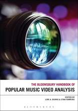 The Bloomsbury Handbook of Popular Music Video Analysis