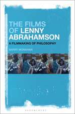 The Films of Lenny Abrahamson: A  Filmmaking of Philosophy