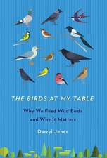 Birds at My Table