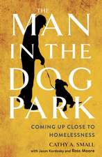 Man in the Dog Park