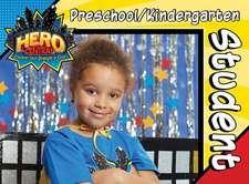 Vbs Hero Central Preschool/Kindergarten Student Book (Pkg of 6):  Discover Your Strength in God!