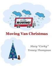 Moving Van Christmas