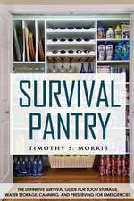 Survival Pantry