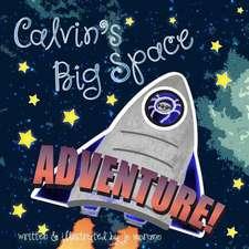 Calvin's Big Space Adventure