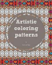 Artistic Coloring Patterns